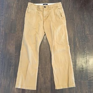 3/$50 Men's American Eagle Boot Cut Khaki Pants